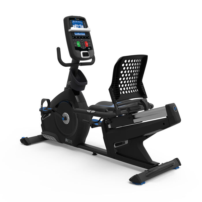 Nautilus R628 Recumbent Bike