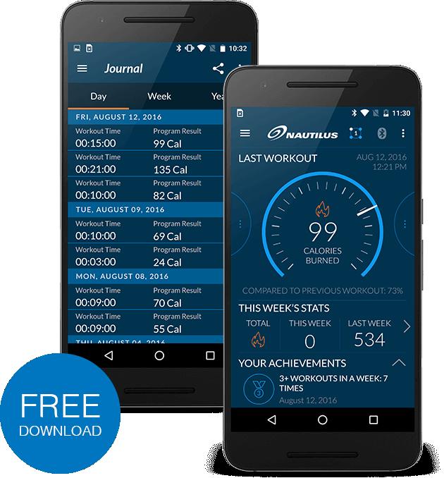 Nautilus - trainer app