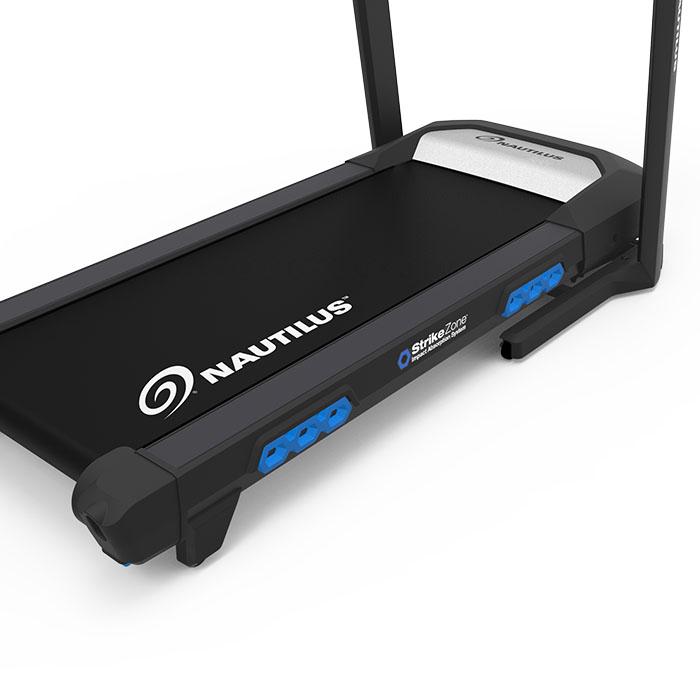 Worn Treadmill Deck: Nautilus T626 Treadmill